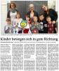 Kinder bewegen sich in gute Richtung (SchwarzwälderBote v. 23.01.18) | Aktuelles | SBBZ Seeäckerschule Calw-Stammheim
