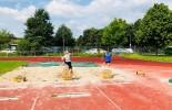 Sporttag des SBBZ Seeäckerschule im Stammheimer Stadion (15.06.18)