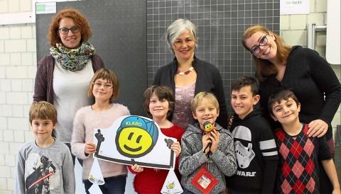 Kinder bewegen sich in gute Richtung (SchwarzwälderBote v. 23.01.18)   Aktuelles   SBBZ Seeäckerschule Calw-Stammheim