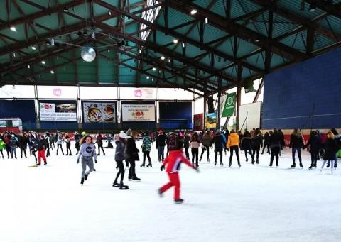 Begeisterung im Schnee und auf dem Eis (11.02.19)   Aktuelles   SBBZ Seeäckerschule Calw-Stammheim